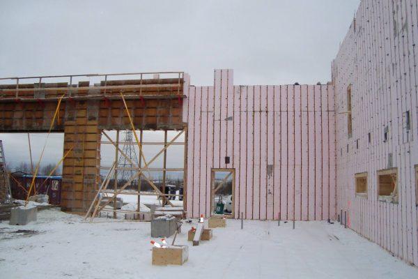 hardy construction Béton Fortin Amos 5